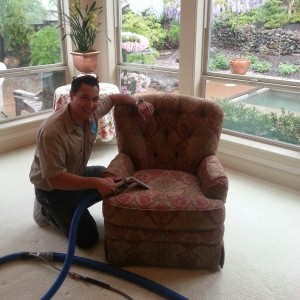 Eco cleaning, upholstery, sofa cleaning in Rocklin, California 95765