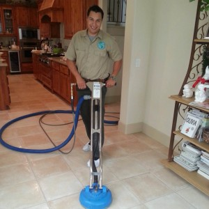 Green tile cleaning, Eco Clean tile and grout cleaning services in Lincoln, California 95648